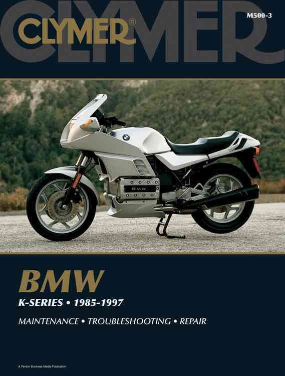 Bmw K-Series, 1985-1997 By Clymer Publications