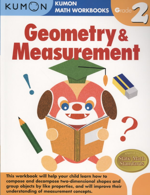 Geometry & Measurement Grade 2 By Kakane, Kenichi (ILT)